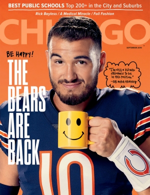 Sept 2019 Chicago Mag Cover